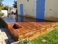 Installer terrasse bois ou composite? Avantages et inconvénients.